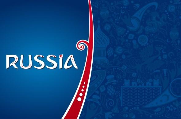 Die Fußball Weltmeisterschaft 2018 findet in Russland statt